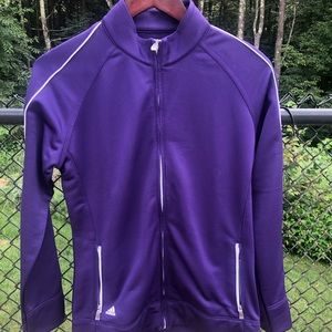 Adidas golf jacket